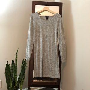 Gap Long Sleeve T-shirt Dress - Small